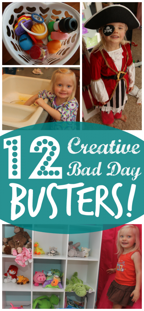 Bad Day Busters Long