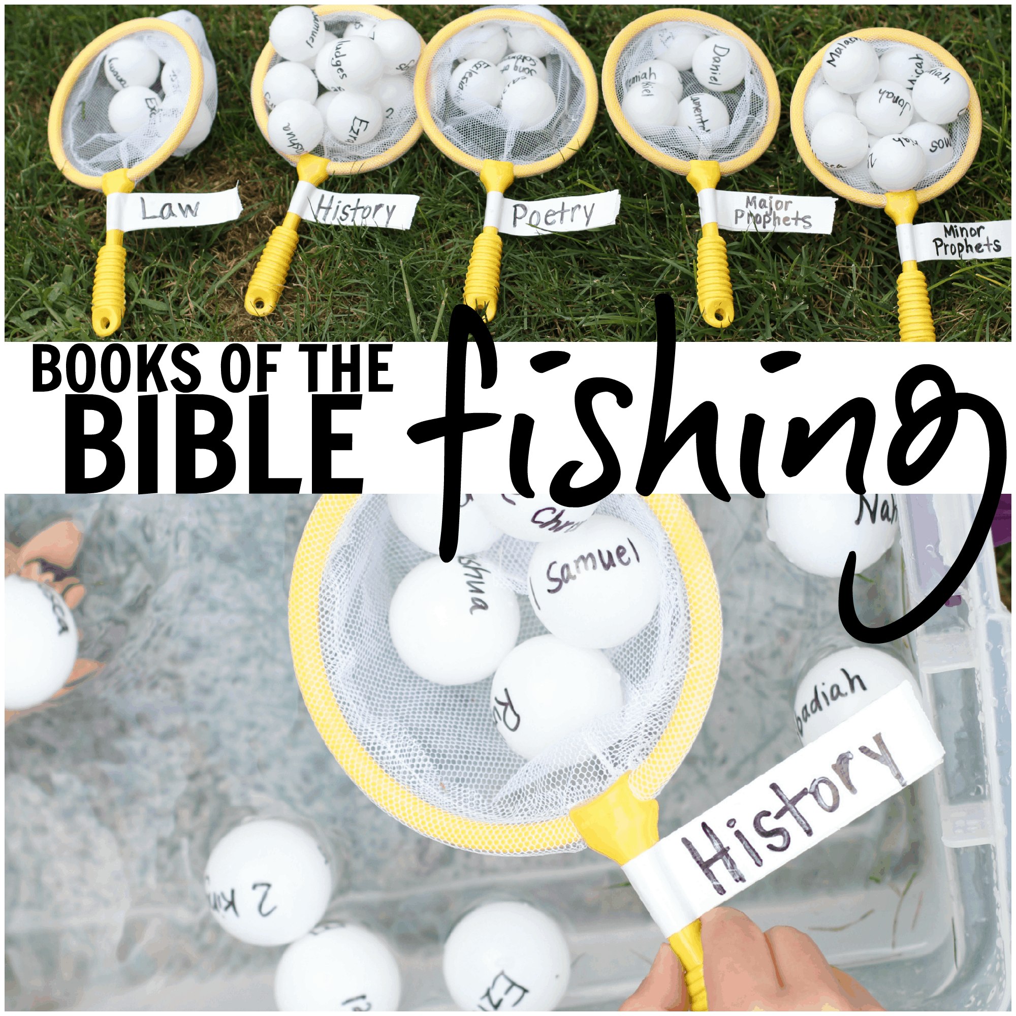 books of the bible fishing i can teach my child