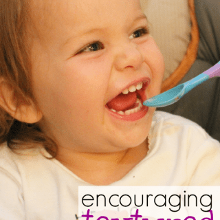 Encouraging Your Baby to Eat Textured Foods