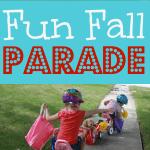 Fun Fall Play Parade