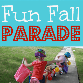 Fun Fall Play Parade