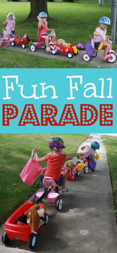 Fun Fall Parade Long