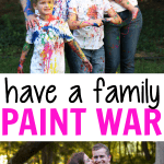 How to Take Paint Fight Photos (without Ruining All Your Clothes)
