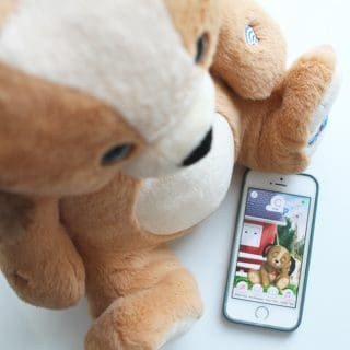 CloudPets™:  The perfect companion when a parent is away
