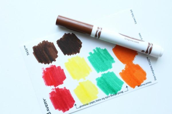 Color Leaf Match