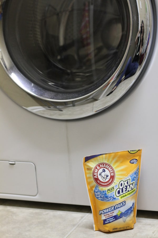 Arm & Hammer with Oxi Clean