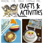 Where the Wild Things Are Crafts and Activities
