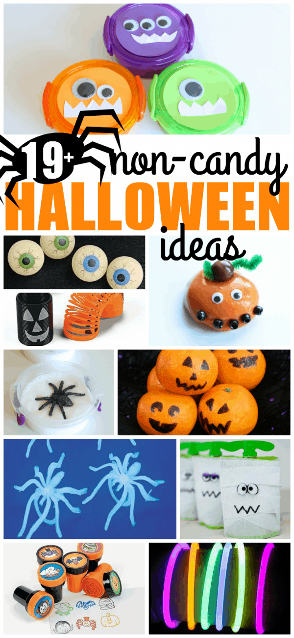 19+ Non-Candy Halloween Ideas to Hand Out to Trick-Or-Treaters