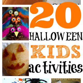 20+ Halloween Activities for Toddlers