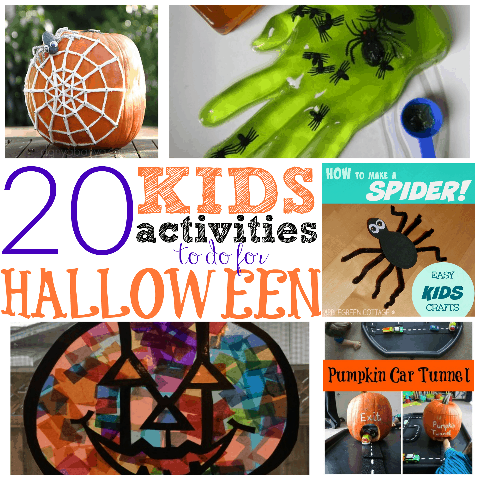20 halloween activities for toddlers i can teach my child for Fun easy crafts to do with kids