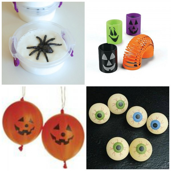 More Non-Candy Ideas for Trick-or-Treaters