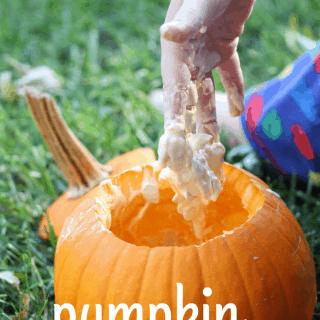 Pumpkin Oobleck