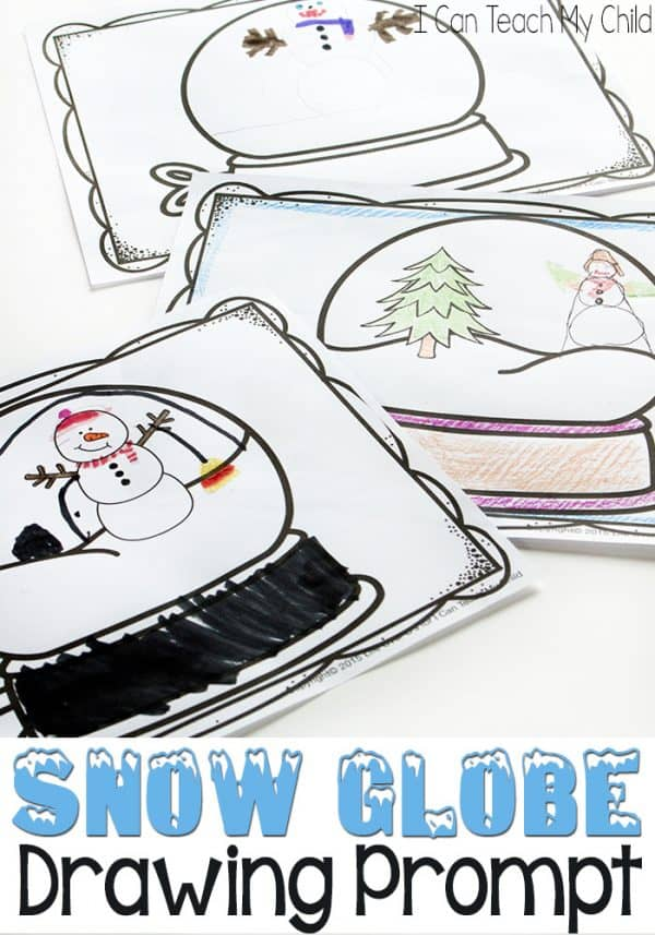 Snow-Globe-Drawing-pin