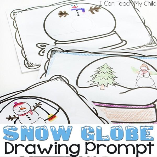 Snow-Globe-Drawing-square
