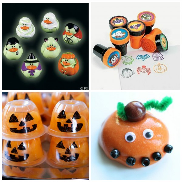 Trick-or-Treat Non-Candy Ideas