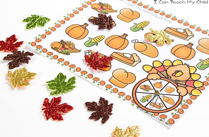photo relating to Free Printable Thanksgiving Games identify No cost Printable Thanksgiving Video games for Children - I Can Educate My