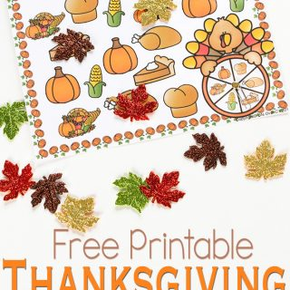 Free Printable Thanksgiving Games for Kids