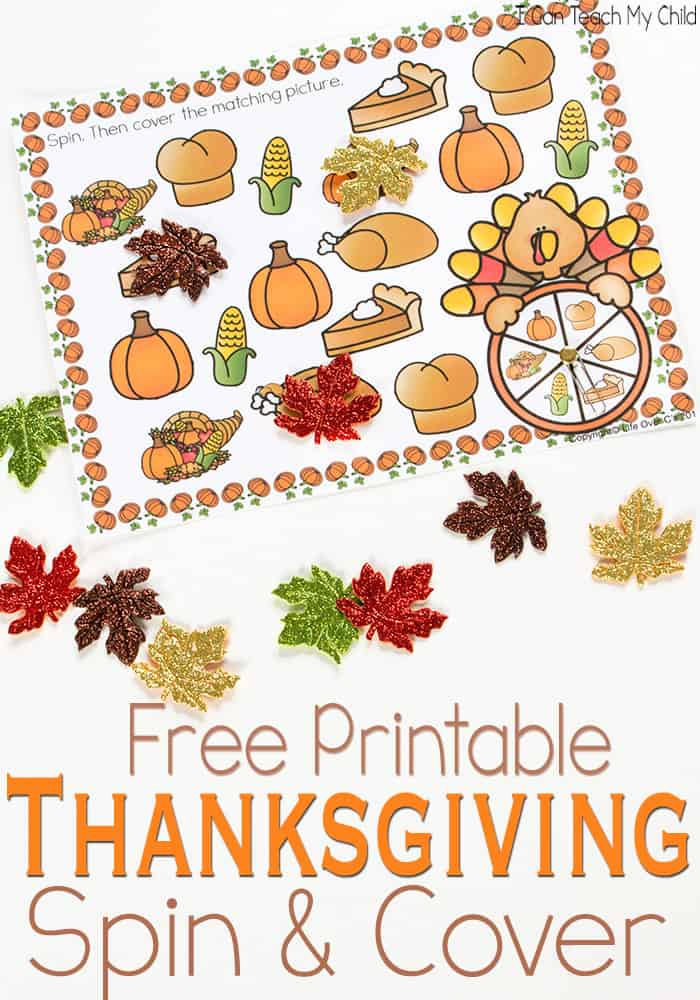photo about Free Printable Thanksgiving Games for Adults named Totally free Printable Thanksgiving Online games for Little ones - I Can Practice My