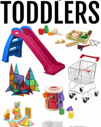 19 Best Toddler Toys For Gifts This Christmas