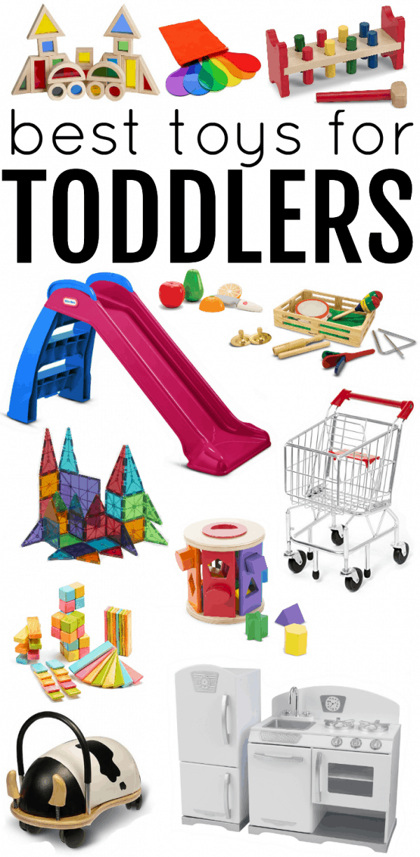 19 Best Toddler Toys For Gifts This Christmas - I Can Teach My Child!