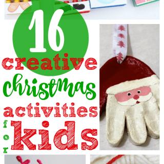 16 Creative Christmas Activities