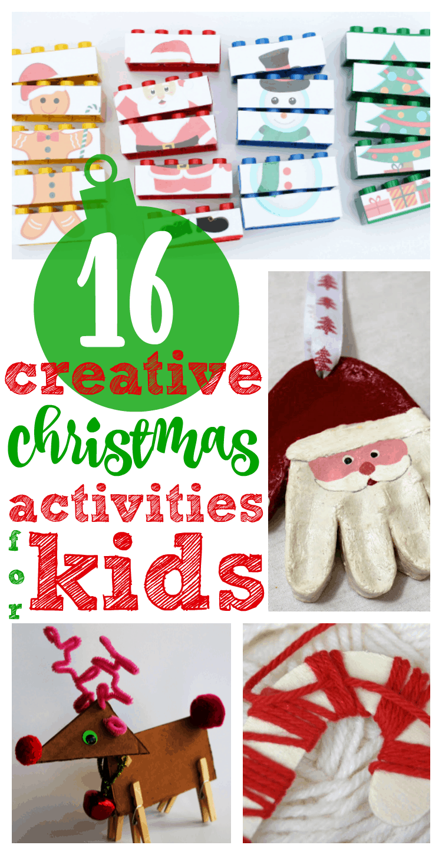 christmas activities for kids - photo #13
