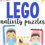 LEGO Nativity Puzzles