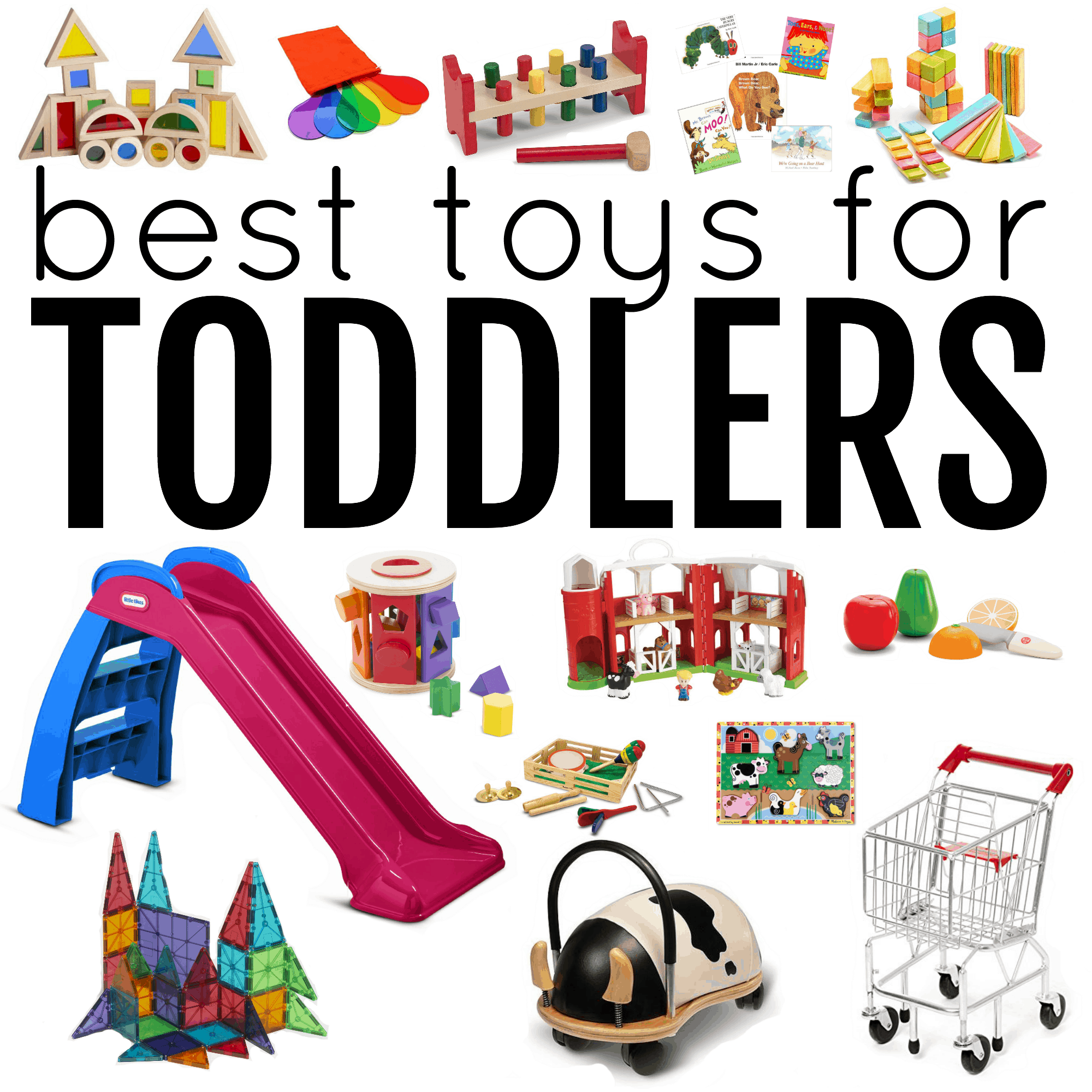 Top Toys For Toddlers : Best toys for toddlers i can teach my child
