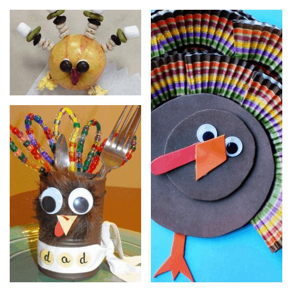 turkey crafts