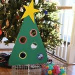 Toddler Christmas Tree Ball Drop