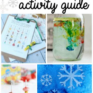 Winter Break Activity Guide:  Free Download