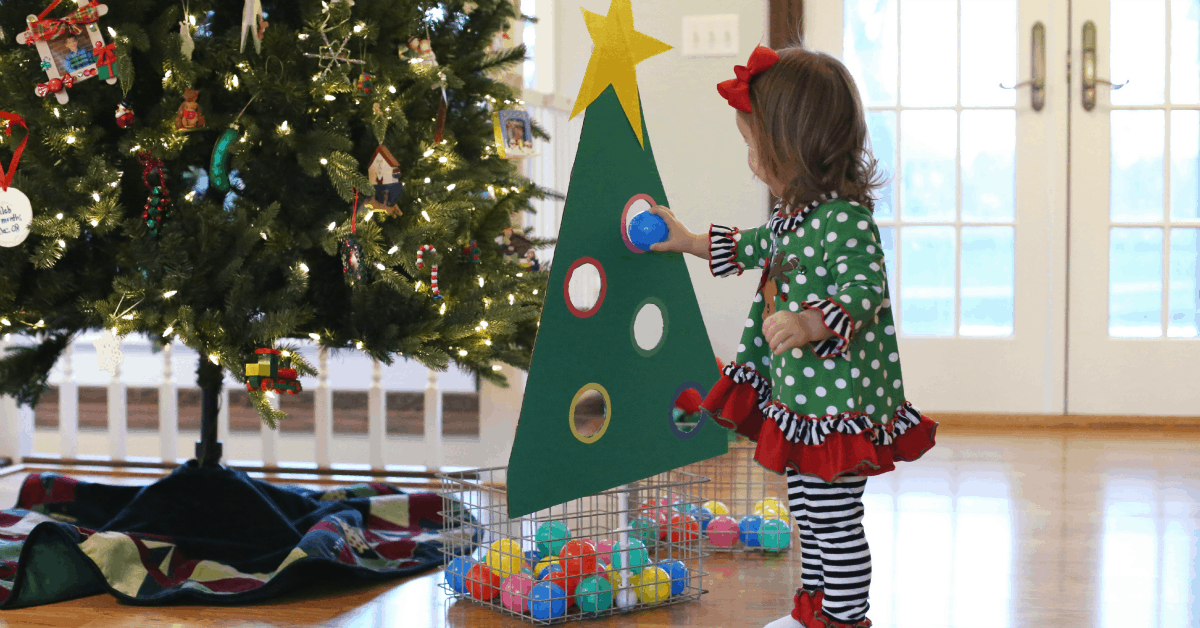 Fb Toddler Christmas Tree
