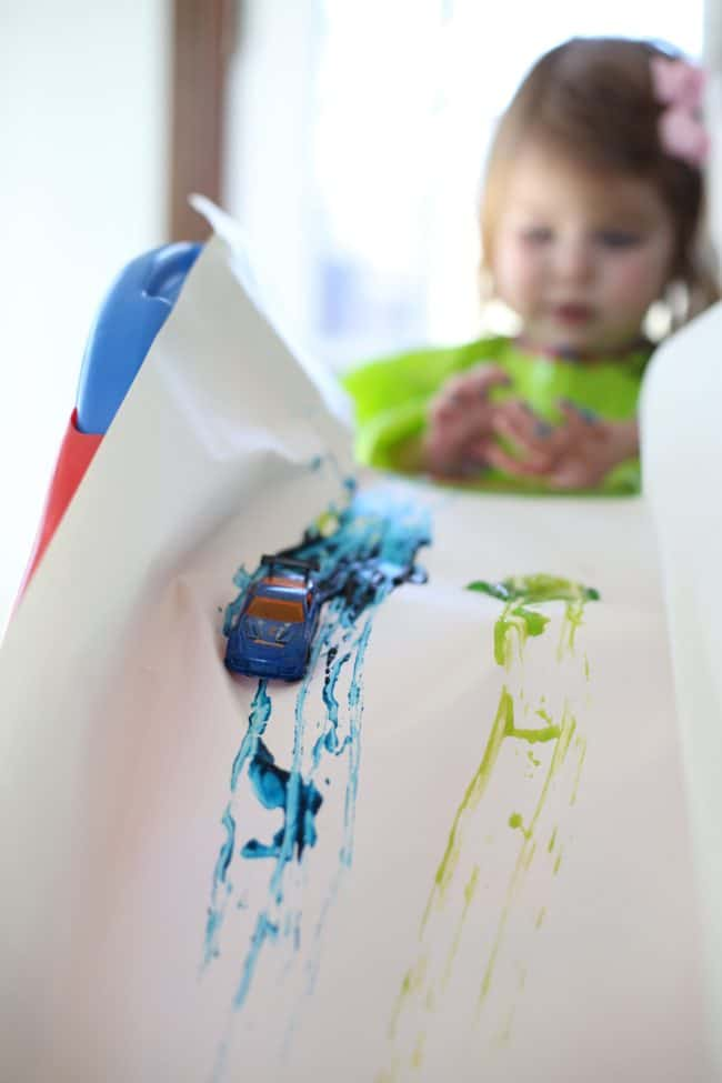 Slide Painting