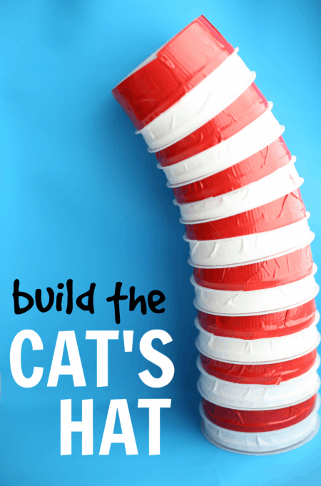 The Cat in the Hat activity Dr Seuss Activitiy