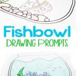 Free Printable Fishbowl Drawing Prompts