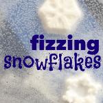 Fizzing Snowflakes