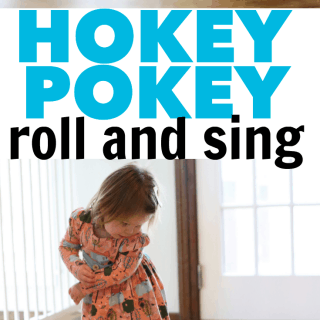 Hokey Pokey Roll and Sing