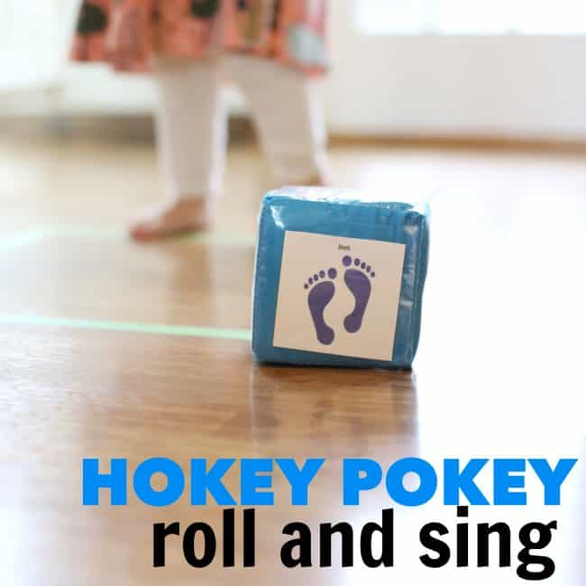 Hokey Pokey Roll and Sing