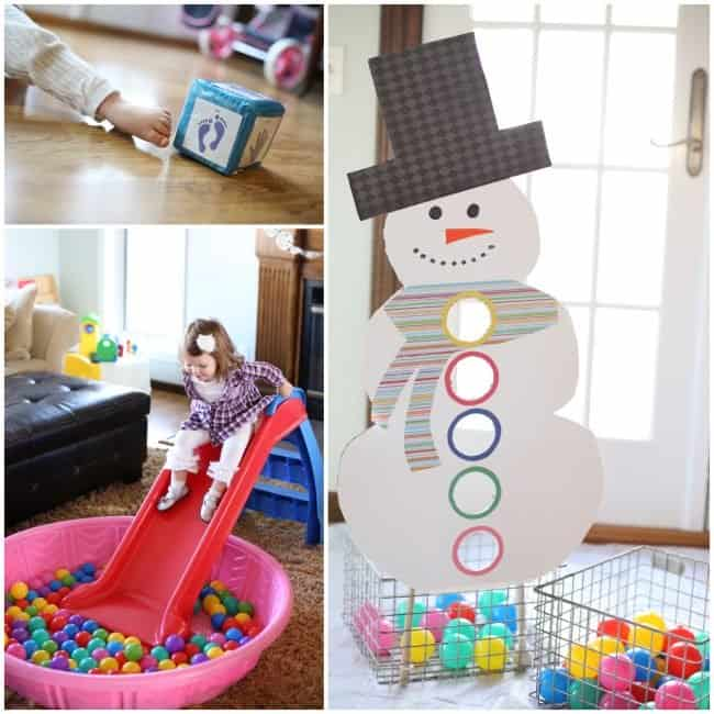 Indoor Fun for Toddlers