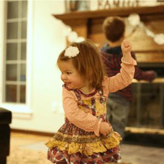 Indoor Toddler Dance Party