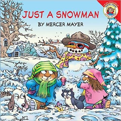 Just a Snowman