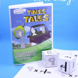 Multiplication Facts Made Easy with Times Tales