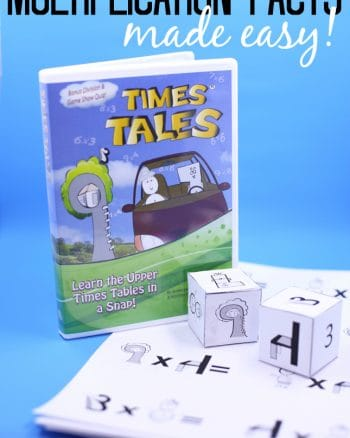 Multiplication Facts Made Easy with TimesTales