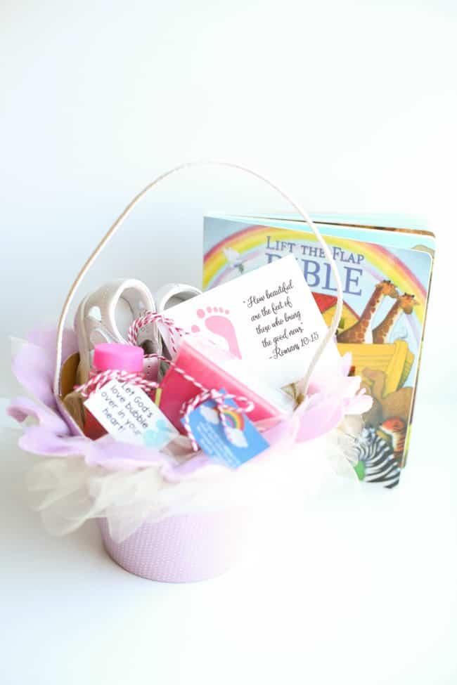 Christ centered easter basket ideas easter basket negle Gallery