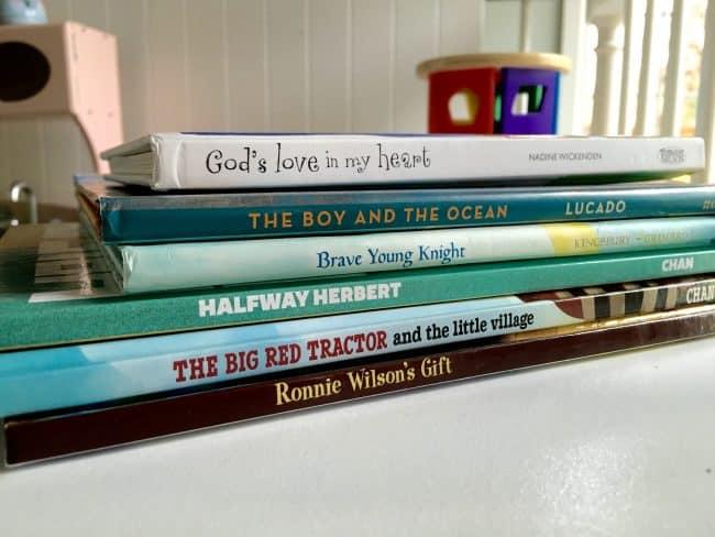 Christ-centered books