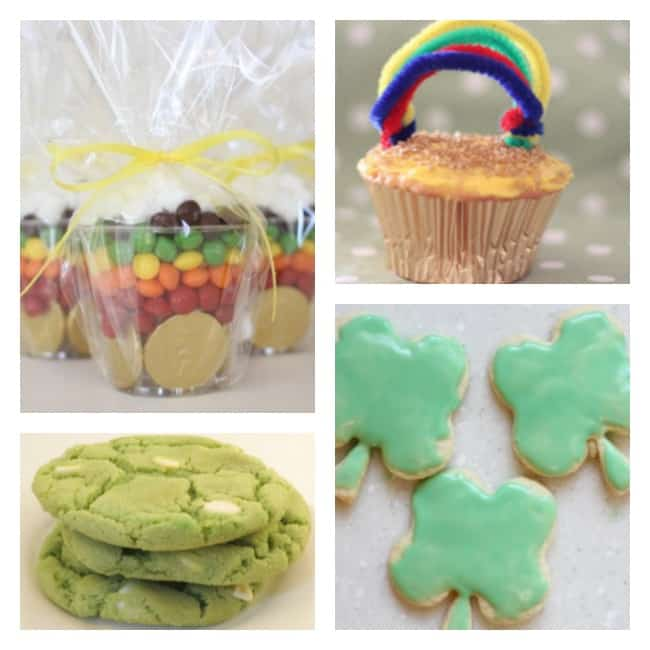 st patricks day treats for kids
