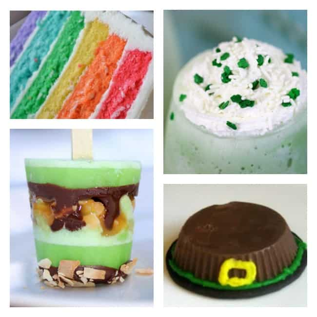 st patricks day treats
