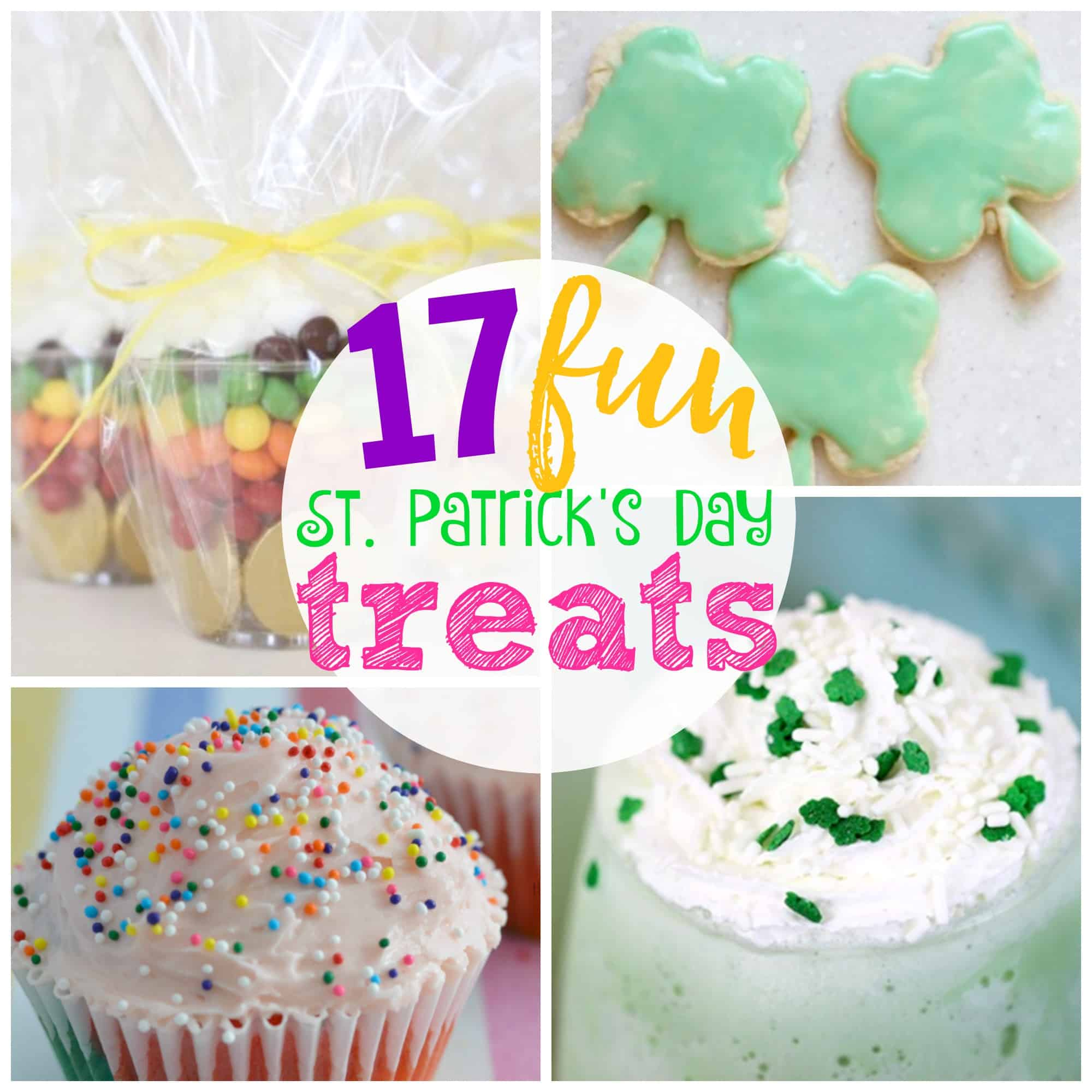 St Patrick's Day treats for kids