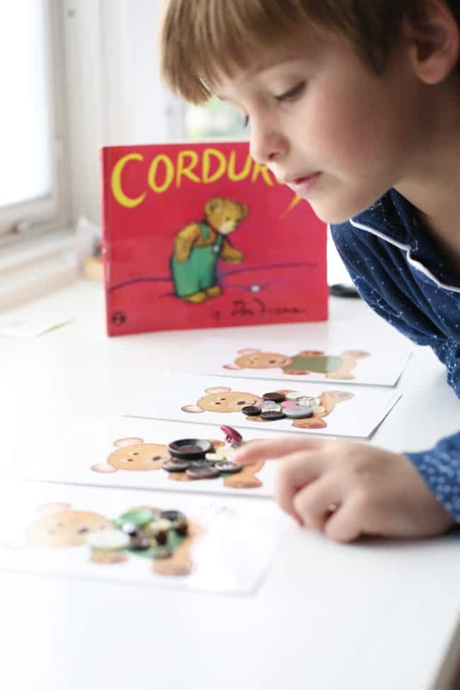 Corduroy Math Skip Counting