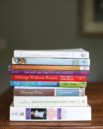 Parenting Books that have Impacted Me Most